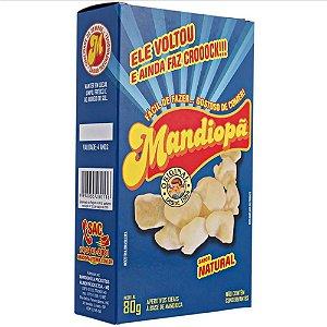 Mandiopã Original sabor Natural 80g
