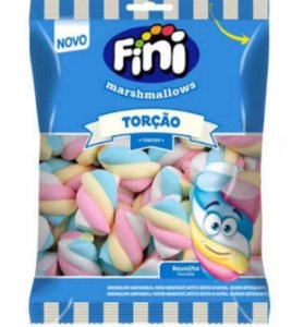 Marshmallows Torçao CB 250g-Fini