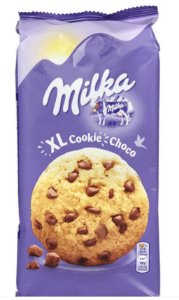 Cookies XL Cookie Choco 184g - Milka