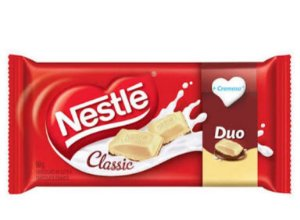 Barra Chocolate Classic Duo 90g -Nestlé
