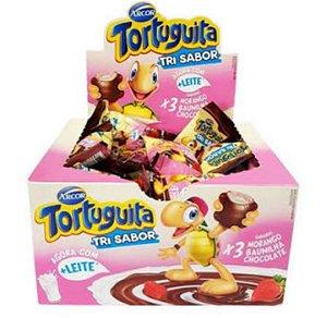 Chocolate Tortuguita  Napolitano c/24unid de 18g-Arcor