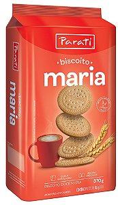 Biscoito Maria 370g - Parati