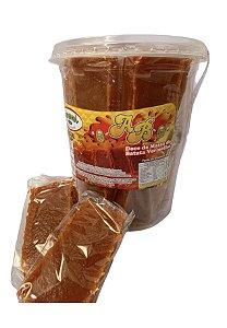 Doce de massa de batata vermelho c/ 20 un - Manamel