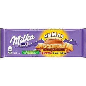Chocolate Choco Mmmax Milka Biscuit 300g