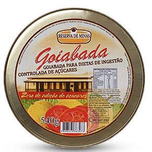Goiabada zero açúcar 540g - Reserva de Minas