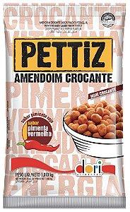 Amendoim Crocante Pettiz Pimenta Vermelha 1,01Kg - Dori
