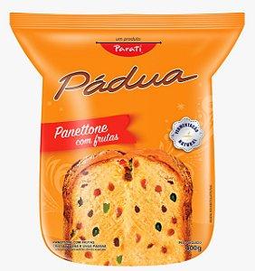 Panetone com frutas 400g - Parati