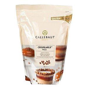 Cereal Crocante Crispearls ao leite de chocolate belga 800g - Callebaut