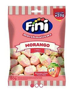 Marshmallows Morango e Nata 250g - Fini