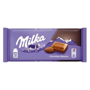 Chocolate Mousse 100g - Milka