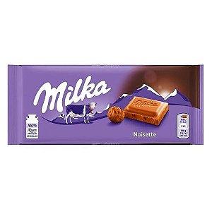 Chocolate Noisette 100g - Milka