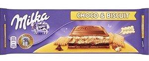 Chocolate Choco Biscuit 300g - Milka
