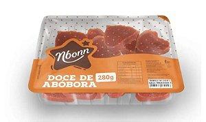 Bandeja Doce de Abóbora 280g com 8 unidades - Nbonn