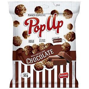 Pipoca Pop Up Chocolate 50g Bel