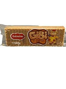 Doce de Amendoim tipo gibi 160g - Gulosina