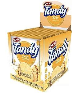 Refresco em pó 15 unidades de 25g  Tandy sabor Abacaxi