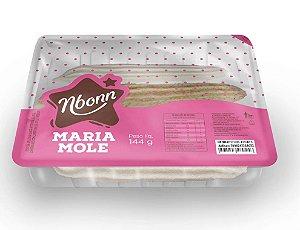 Maria Mole 144g com 6 unidades - Nbonn