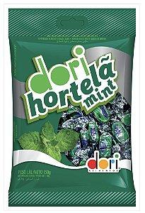 Bala mastigável hortelã mint 150g - Dori