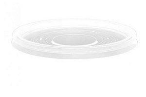 Caixa Tampa plástica 1500 Transparente com 1000 unidades - Minaplast