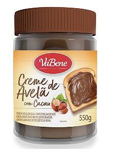Creme De Avela Com Cacau 550g - Vabene