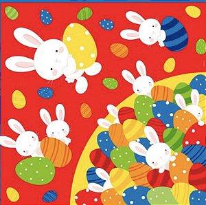 Envelope para ovo Piscina de ovos 32x32cm com 25 unidades - Cromus