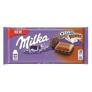Milka Oreo Brownie 100g