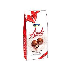 Bombom de chocolate Com Recheio de Avelã 55g - Montevergine