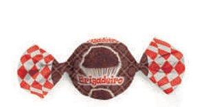 Embalagem para trufa Brigadeiro gourmet 15x16cm - Carber