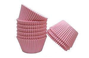 Forma CupCake N° 0 Rosa com 100 unidades - Reiki