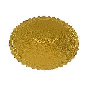 Cake board Premium Ouro n. 28 - Curifest