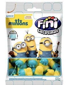 Bala de Gelatina Minions 90g - Fini