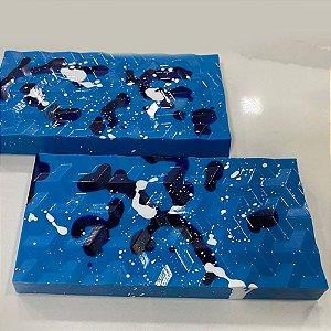 Forma Especial De Silicone Tablete Ilusão 3D (cód. 9992) -BWB