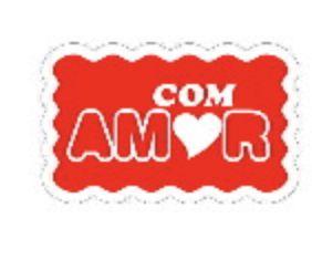 Etiquetas Adesivas Com Amor c/ 100 Un - Eticol