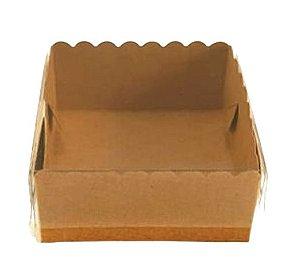 Caixa Doces Kraft Stylus para 6 doces com 10 unidades - Curifest