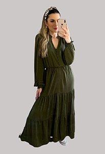 Vestido Carol c/ faixa