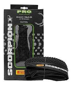 Pneu 29x2.20 Preto Kevlar Scorpion Pro - Pirelli