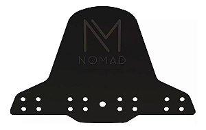 Paralama MTB Universal Traseiro Preto - Nomad