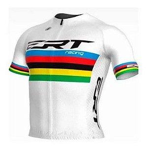 Camisa Elite Racing Campeão Mundial Branca - ERT
