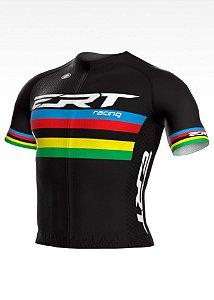 Camisa Elite Racing Campeão Mundial Preta - ERT