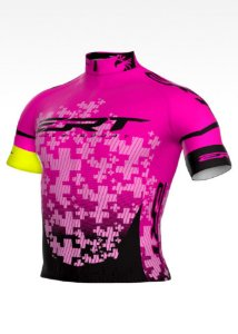 Camisa Elite Team Rosa - ERT