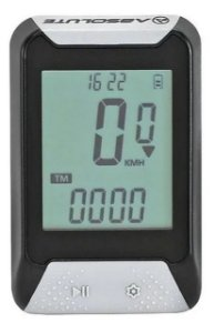 GPS Nero Preto e Cinza - Absolute