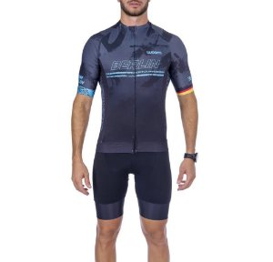 Camisa Ciclismo Supreme Berlin Masculina - Woom
