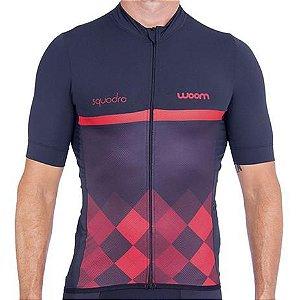 Camisa Ciclismo Squadra Palermo Masculino - Woom