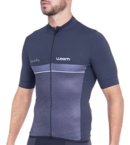 Camisa Ciclismo Squadra Ravenna Masculino - Woom