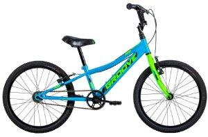 Bicicleta Infantil Groove Ragga 20 Azul/verde