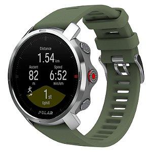 Relógio Grit X Verde Tamanho M/G - Polar
