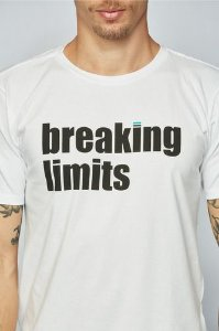 Camiseta Masculina Breaking Limits - Sense