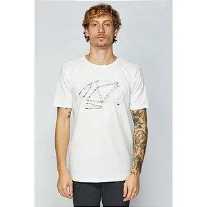 Camiseta Masculina Projeto Quadro - Sense