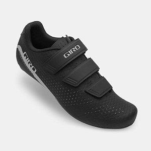 Sapatilha Masculina - Road Giro Stylus - Preto (Speed)