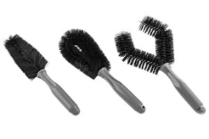Jogo de 3 Escovas para Limpeza - Absolute
